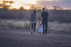 Nuevo comienzo: prioridades en familia