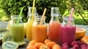 Promesas líquidas: Dietas detox