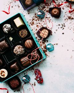 Placer oscuro: el chocolate