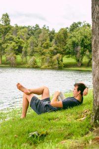 Suma minutos a tu vida practicando relajación